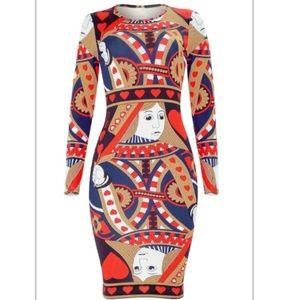 Joker Plus Size dress NWOT
